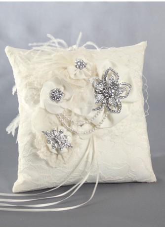 Genevieve Ring Pillow