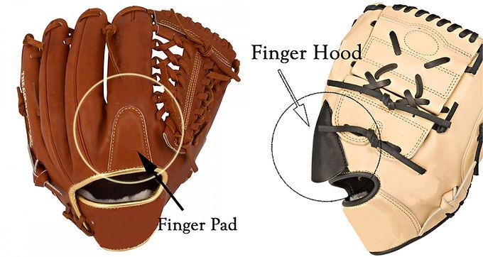 Finger Pad & Hood