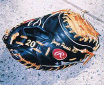 Baseball Glove Restoration Repair