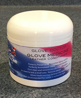 Glove Doctor Baseball Glove Medicine Leather Conditioner