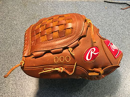 I will match and/or replace all the rawhide lacing with your choice of Natural Tan, Black, Dark Brown, Chocolate, Red, Royal Blue, Navy, Orange, Purple, Kelly Green, Forest Green, Pink, Gray and/or White; leather conditioning included. Just $39 extra with any leather restoration repair work. 2 to 3 weeks turn-around