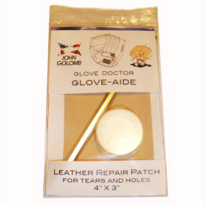 Glove-Aide Cementable Repair Patch