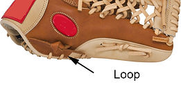 Thumb and pinky loops are straps that help you grip and control your glove with your hand from the inside. In addition, your glove could have an adjustable wrist strap or Velcro strap that is broken or dysfunctional. I will repair or replace the strap in exacting detail. Included with lining restoration work . I am always very busy with this specialized work and return could take up to 4 to 6 weeks.  This operation cost is for this operation by its self. This operation cost may be included or a portion as part of the overall cost combined with other restoration operations. The cost assessment for a restoration repair will never exceed $299 and the average is generally between $135 and $200 depending on the in-hand assessment.