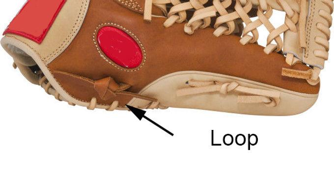 Thumb, Small Finger Loop or Wrist Strap Repair