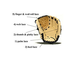 This means that the leather in the pocket of your glove where the ball hits to be replaced with new leather. If your glove has tears or holes in this area then re-palm service is needed. John Golomb will match the color of the leather being replaced maintain the original shape and feel of your glove. I am always very busy with this specialized work and return could take up to 10 to 14 weeks.  This operation cost is for this operation by its self. This operation cost may be included or a portion as part of the overall cost combined with other restoration operations. The cost assessment for a restoration repair will never exceed $299 and the average is generallybetween $135 and $200 depending on the in-hand assessment.