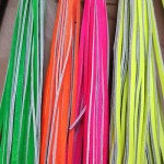 "Special Color Baseball Glove Laces 3/16"" x 72"" 2 - 2.4 mm thickness"