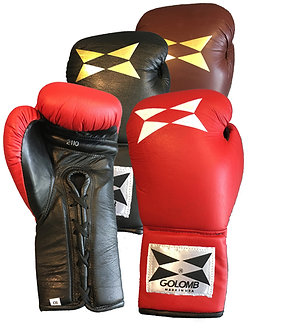 Golomb Professional Fight Glove Custom Made in the USA