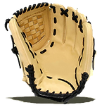 Basball Glove Restoration Repair
