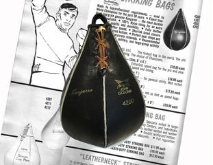 Punching Bag, Speed Bag, Striking Bag?