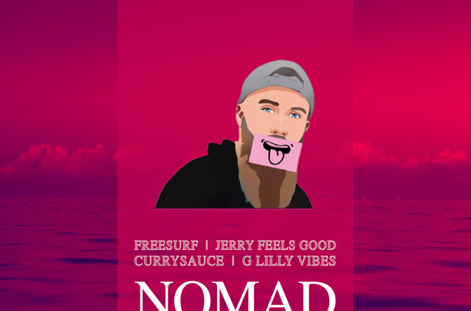 NOMAD GETS 'WAVY BABY' ON LATEST RELEASE