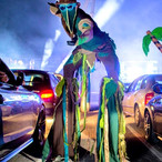 CONCERTS IN THE CAR: DRIVE-THRU RAVES IN THE AGE OF COVID-19