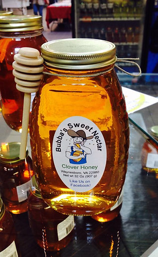 Clover Honey 32 Ounces 2 Lb Jar