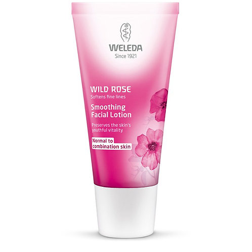 Wild Rose Smoothing Facial Lotion