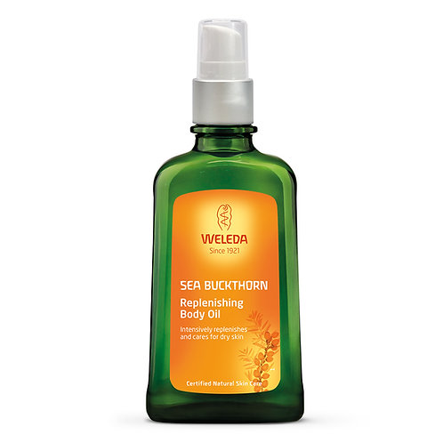Sea Buckthorn Replenishing Body Oil