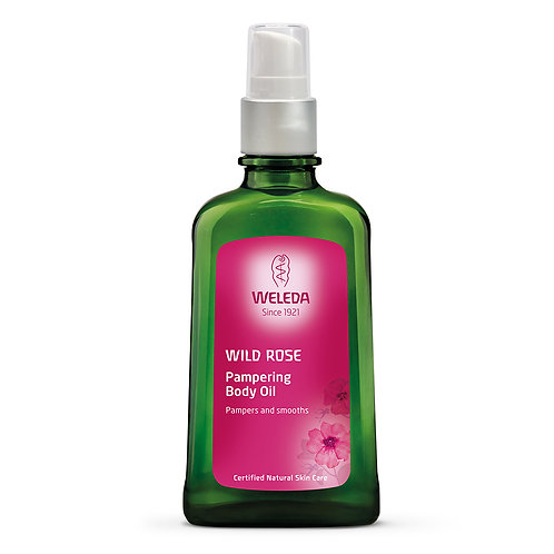 Wild Rose Pampering Body Oil