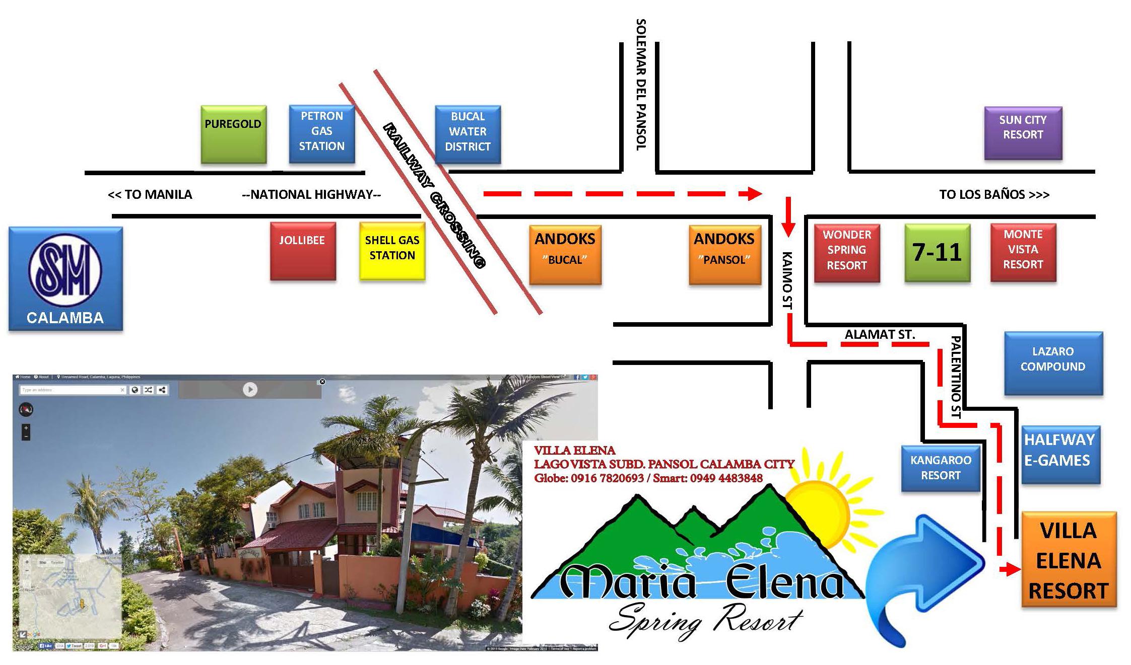 Elena Map
