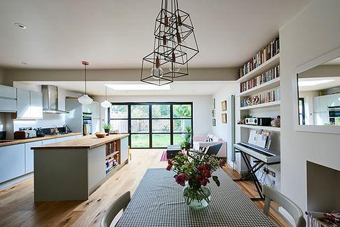 Rear Kitchen Extension