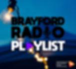 BRAYFORD RADIO PLAYLIST COVER ART August