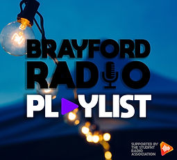 BRAYFORD RADIO PLAYLIST COVER ART August
