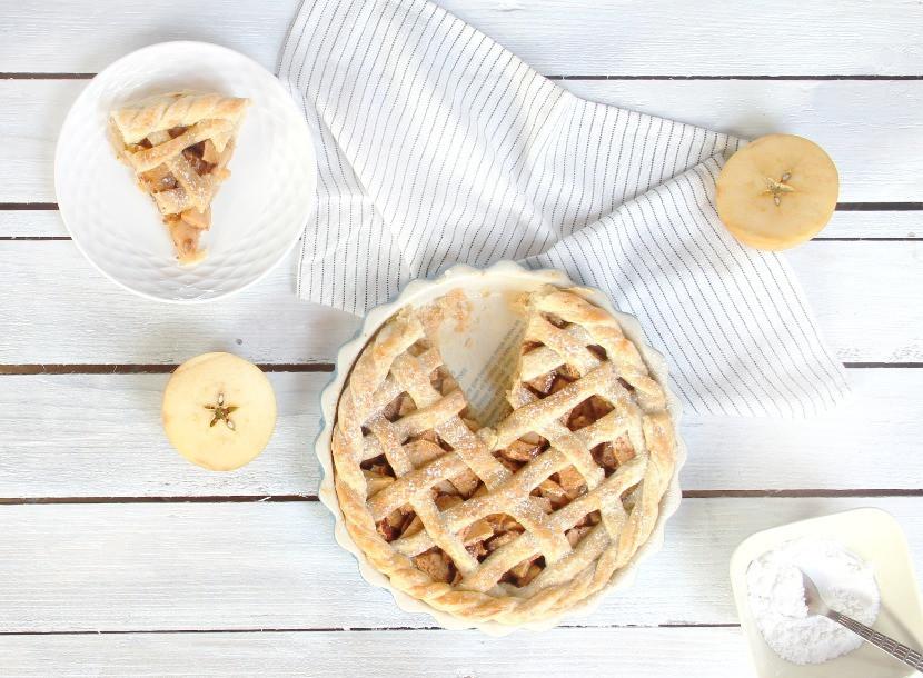 Classic american apple pie recipe
