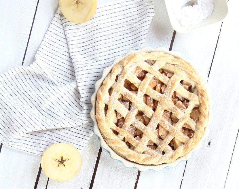 how to make classic american apple pie recipe