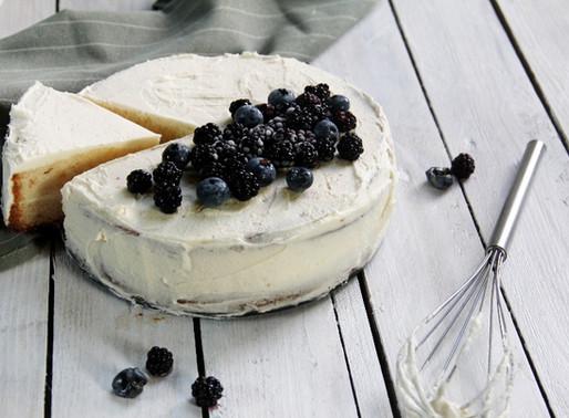Best vanilla buttercream cake recipe