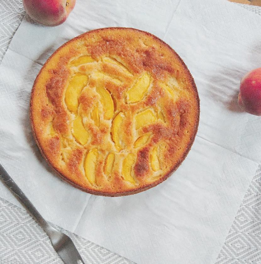 yummi peaches pie recipe best ever
