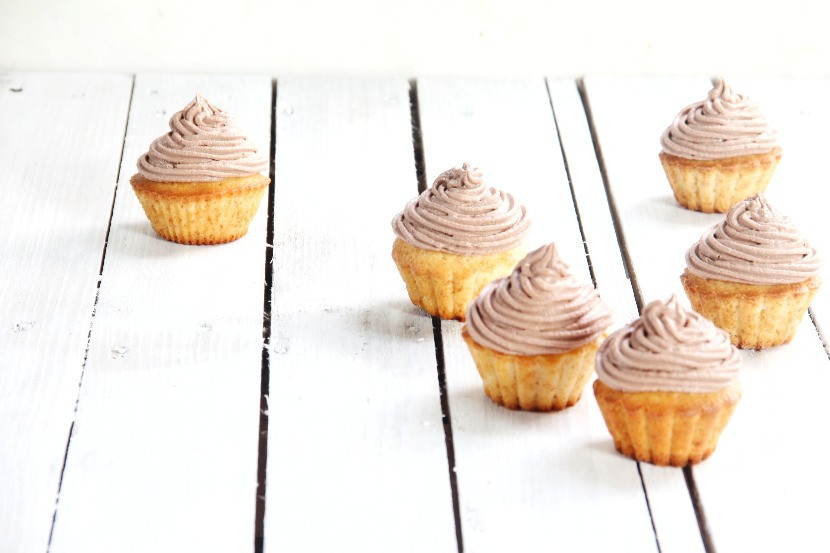chocolate buttercream cupcakes recipe