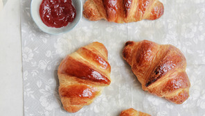 Best french butter croissants recipe