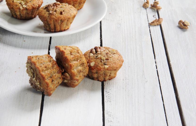 Best chocolate banana muffins recipe