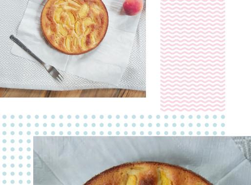 Brown sugar easy peach pie recipe