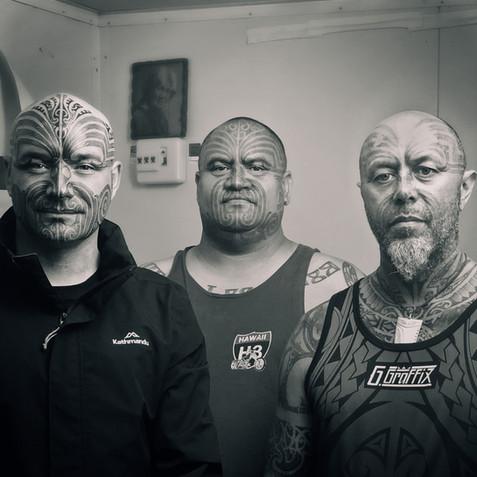 Ta Moko Kanohi | Ta Moko Artists