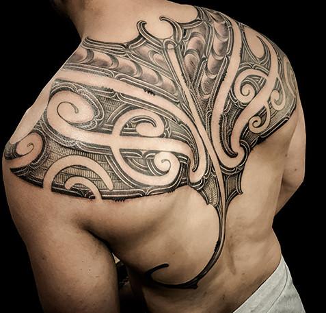 Ta Moko Tattoo | Ta Moko Gold Coast
