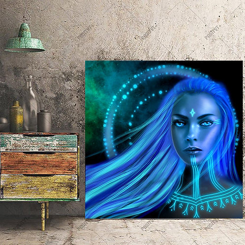 Ancient Starseed - Canvas