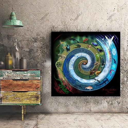 Ira Tangata - Canvas