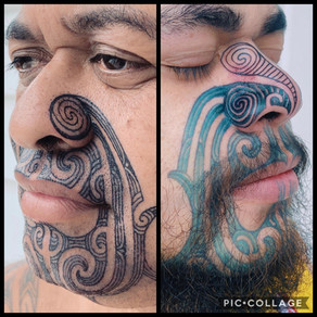 Father & Son Mataora