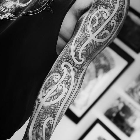 Ta Moko | Maori Tattoo