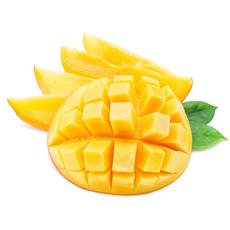 Peach Mango Crumble