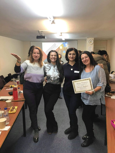 Certification London