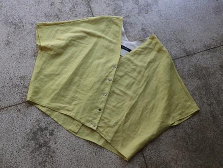 GROU ボックスシャツ