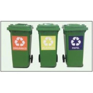 Línea de reciclaje