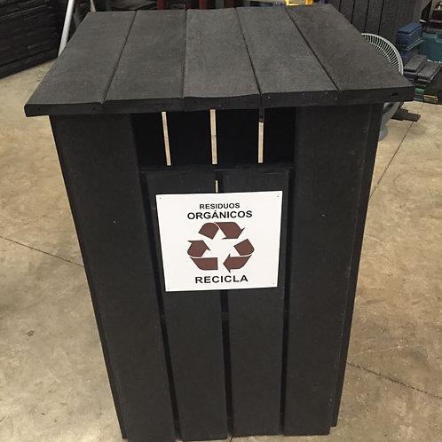Contenedores 100% reciclados