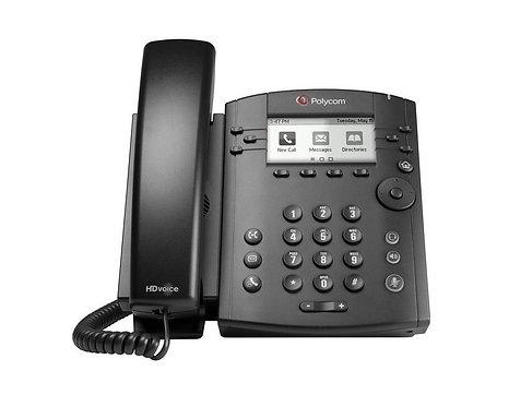Polycom VVX 301 Business Media Phone