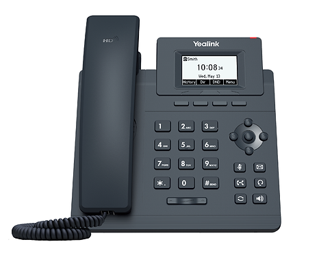 Yealink T30P Entry Level IP Phone (SIP-T30P)