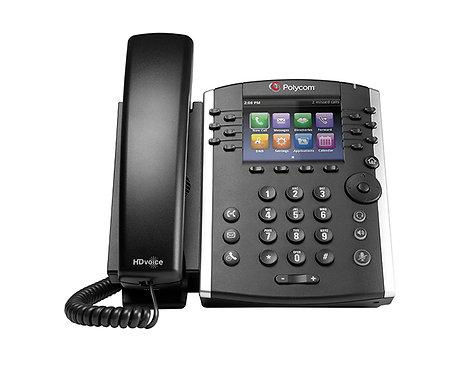 Polycom VVX 411 Gigabit Business Media Phone