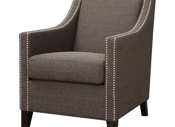 Janelle Occasional Chair - Brown