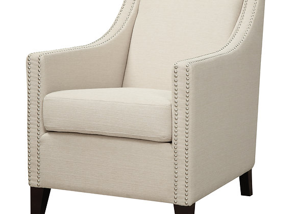 Janelle Occasional Chair - Beige