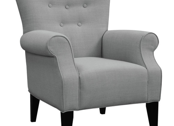 Lydia Occasional Chair - Gray