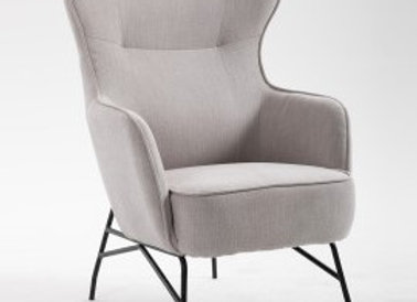 Franky Accent Chair - Tan