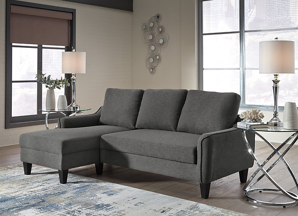 Jarreau Sofa Chaise Sleeper - Gray